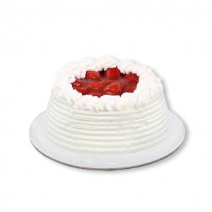 Tarta de nata fresa