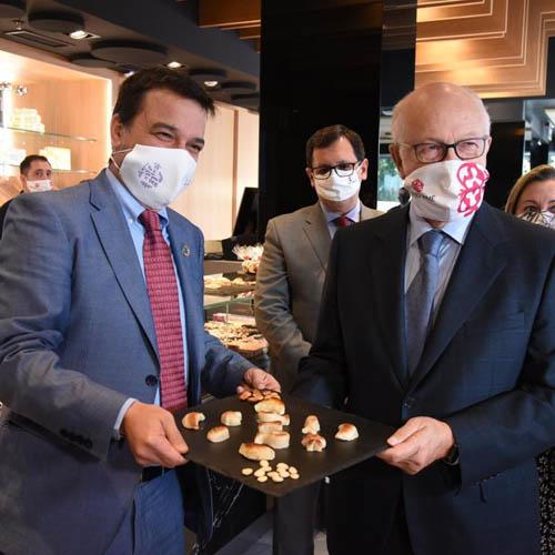 Primer mazapán certificado sin gluten en España