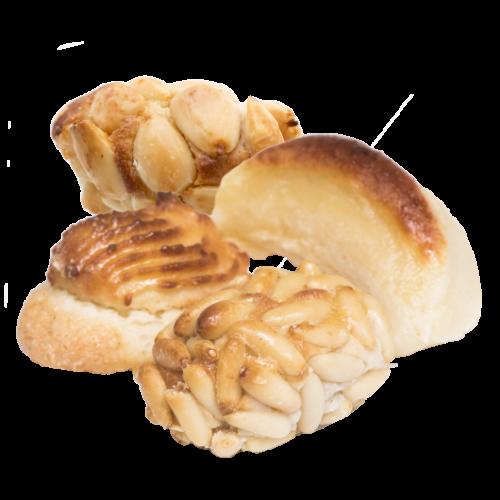 dulces surtidos con imperiales-